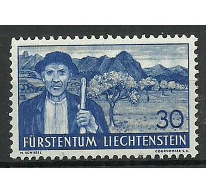 Znaczek Liechtenstein 1937 Mi 162 Z podlepką *