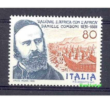 Znaczek Włochy 1981 Mi 1742 Czyste **