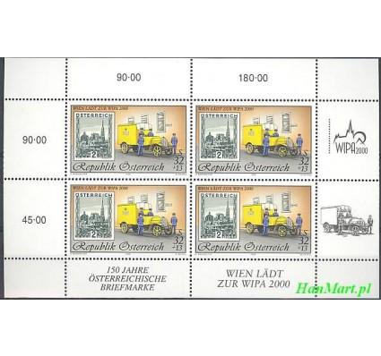 Austria 1998 Mi ark 2270I Czyste **