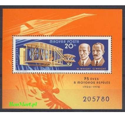 Węgry 1978 Mi bl 129 Czyste **