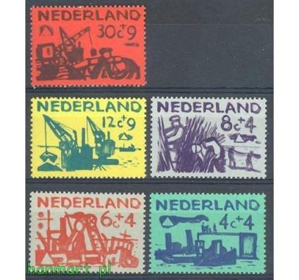 Holandia 1959 Mi 730-734 Czyste **