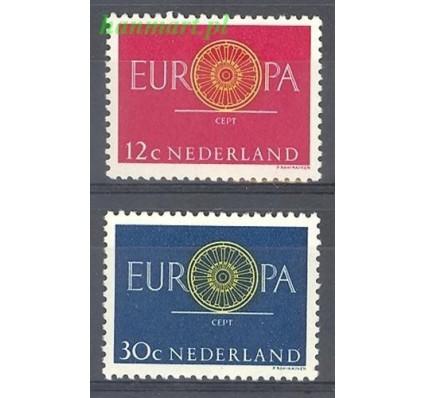 Znaczek Holandia 1960 Mi 753-754 Czyste **