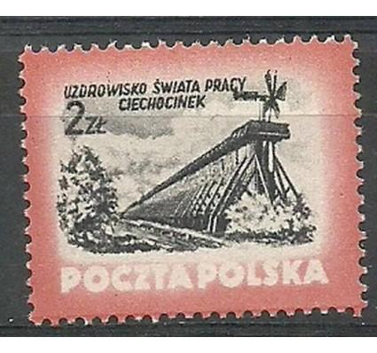 Znaczek Polska 1953 Mi 830 Fi 692 Czyste **