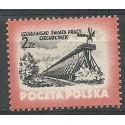 Polska 1953 Mi 830 Fi 692 Czyste **