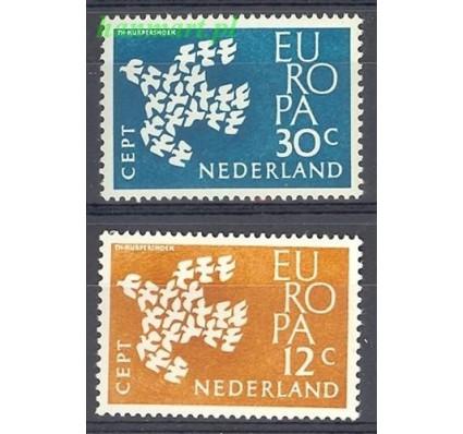 Znaczek Holandia 1961 Mi 765-766 Czyste **