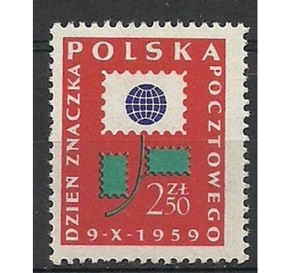 Znaczek Polska 1959 Mi 1126 Fi 982 Czyste **