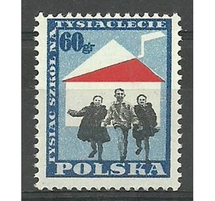 Polska 1959 Mi 1130 Fi 987 Czyste **