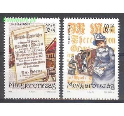Węgry 1999 Mi 4553-4554 Czyste **
