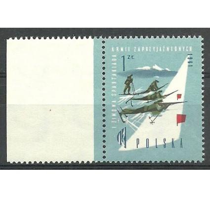 Znaczek Polska 1961 Mi 1223 Fi 1079 Czyste **