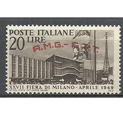 Znaczek Triest - Włochy 1949 Mi 63 Z podlepką *