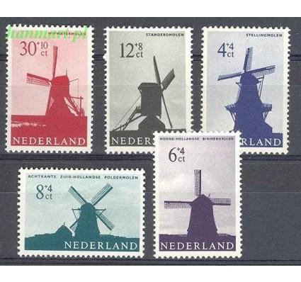 Holandia 1963 Mi 794-798 Czyste **