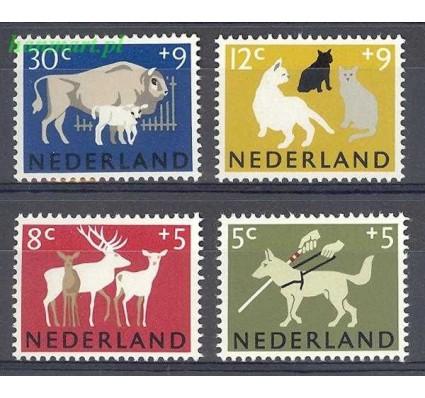 Znaczek Holandia 1964 Mi 818-821 Czyste **