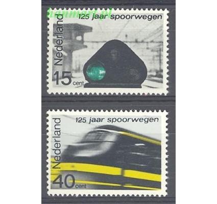 Holandia 1964 Mi 824-825 Czyste **
