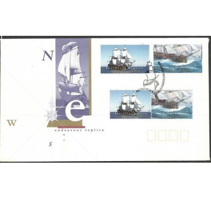 Znaczek Australia 1995 Mi 1458-1461 FDC