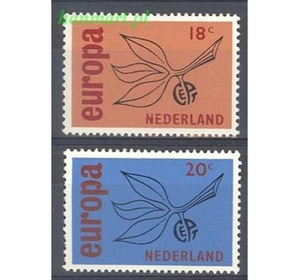 Holandia 1965 Mi 848-849 Czyste **