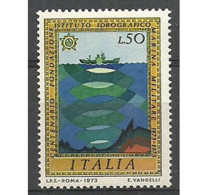 Znaczek Włochy 1973 Mi 1389 Czyste **
