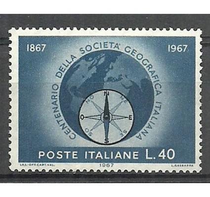 Znaczek Włochy 1967 Mi 1220 Czyste **