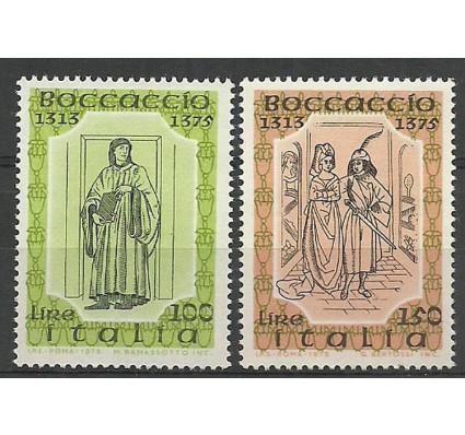 Znaczek Włochy 1975 Mi 1519-1520 Czyste **