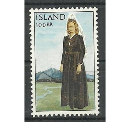 Znaczek Islandia 1965 Mi 398 Czyste **