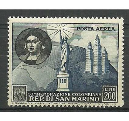 Znaczek San Marino 1952 Mi 476 Czyste **