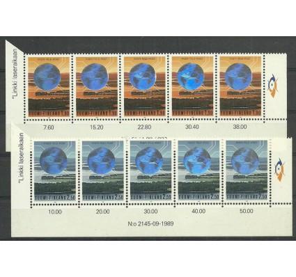 Znaczek Finlandia 1990 Mi 1098-1099 Czyste **