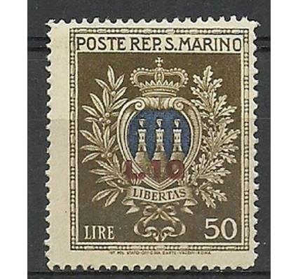 Znaczek San Marino 1946 Mi 351 Czyste **