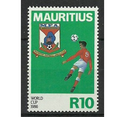 Znaczek Mauritius 1986 Mi 630 Czyste **