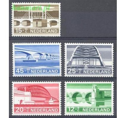 Holandia 1968 Mi 894-898 Czyste **