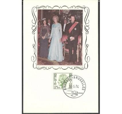 Znaczek Belgia 1974 Mi 1769 Karta Max