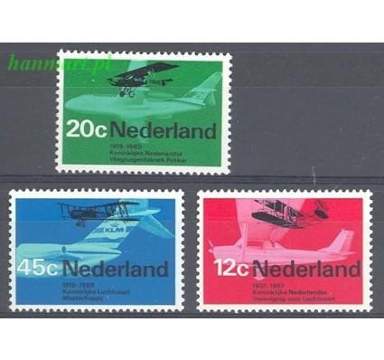 Holandia 1968 Mi 902-904 Czyste **