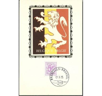 Znaczek Belgia 1975 Mi 1808 Karta Max