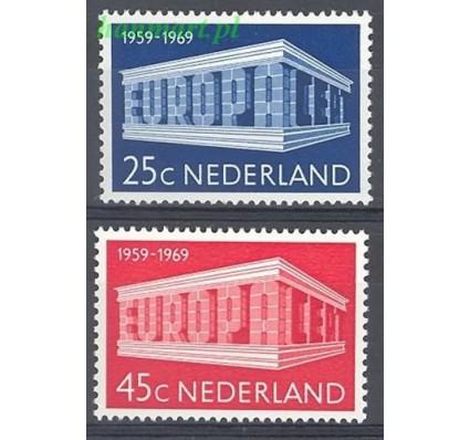 Holandia 1969 Mi 920-921 Czyste **