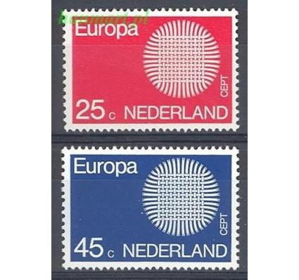 Holandia 1970 Mi 942-943 Czyste **
