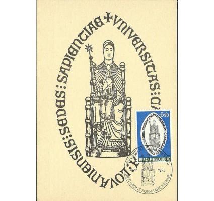 Znaczek Belgia 1975 Mi 1835 Karta Max