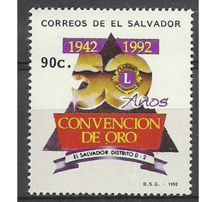 Znaczek Salwador 1992 Mi 1867 Czyste **
