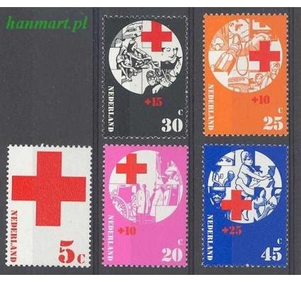Holandia 1972 Mi 994-998 Czyste **