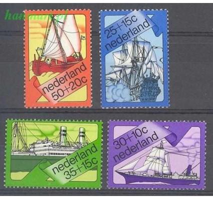 Holandia 1973 Mi 1007-1010 Czyste **