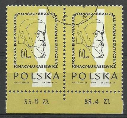 Znaczek Polska 1960 Mi 1178 Fi 1034 Stemplowane