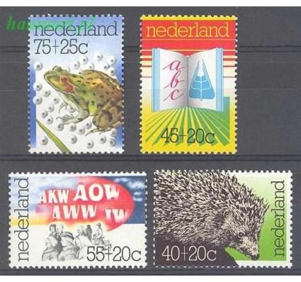 Holandia 1976 Mi 1070-1073 Czyste **