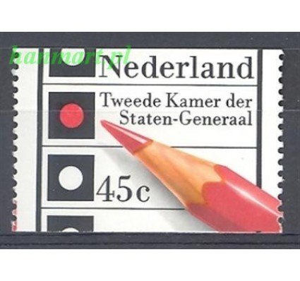 Holandia 1977 Mi 1093C Czyste **