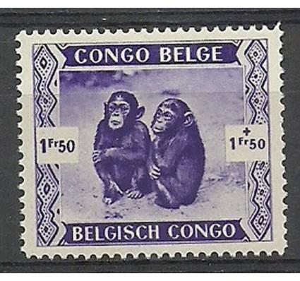 Znaczek Kongo Belgijskie 1939 Mi 187 Czyste **