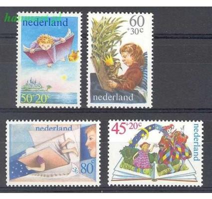 Holandia 1980 Mi 1171-1174 Czyste **