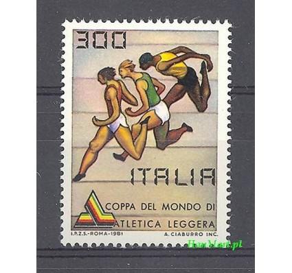 Znaczek Włochy 1981 Mi 1770 Czyste **