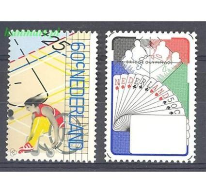 Holandia 1980 Mi 1163-1164 Czyste **