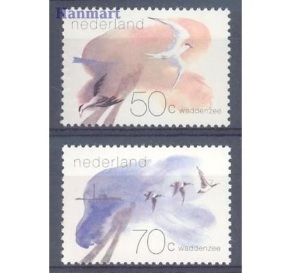 Holandia 1982 Mi 1209-1210 Czyste **