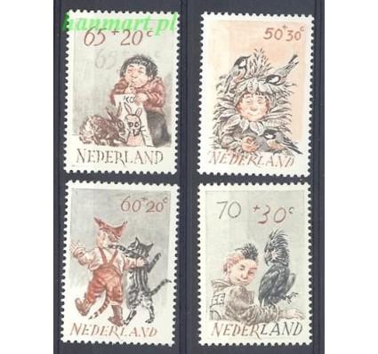 Holandia 1982 Mi 1223-1226 Czyste **