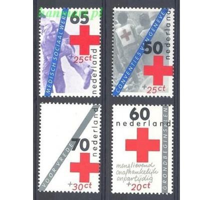 Holandia 1983 Mi 1236-1239 Czyste **