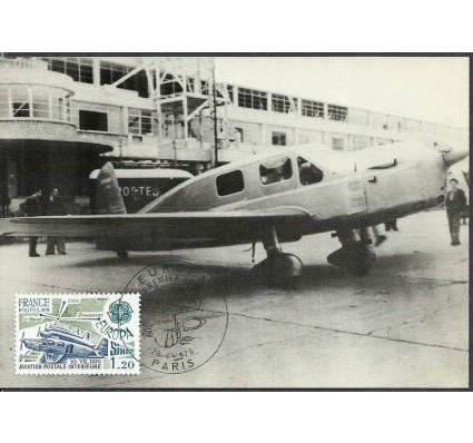 Znaczek Francja 1979 Mi 2148 Karta Max