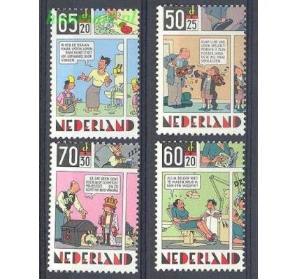 Holandia 1984 Mi 1259-1262 Czyste **
