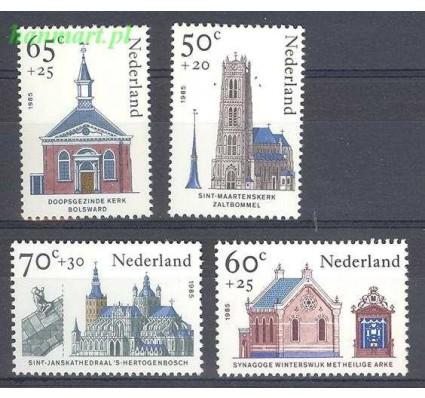 Holandia 1985 Mi 1266-1269 Czyste **